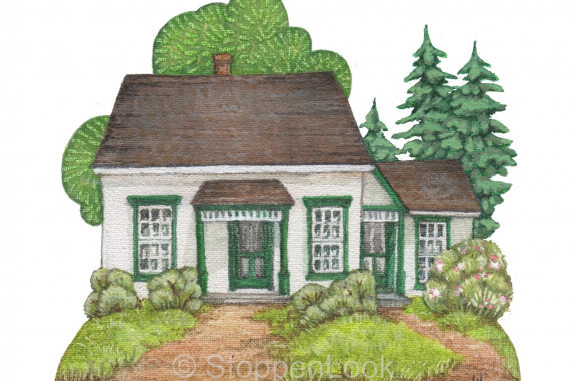 "Lucy Maud Montgomery's Birthplace, Peekabout ™ ""Where it All Begin"""