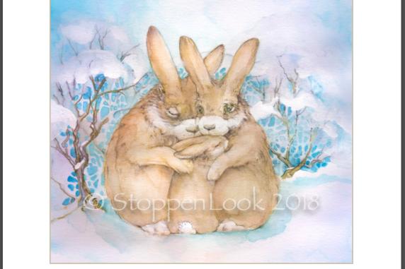 'Snow Kisses'