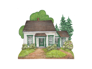 """Lucy Maud Montgomery's Birthplace, Peekabout ™ """"Where it All Begin"""""""