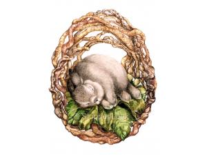 'Bunny in the Brambles'