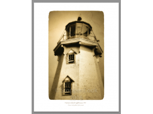 Panmure Island Lighthouse
