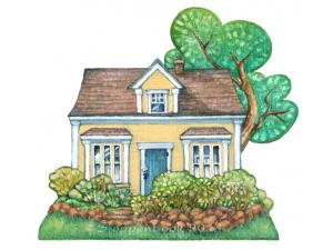 'Little Bedeque House'
