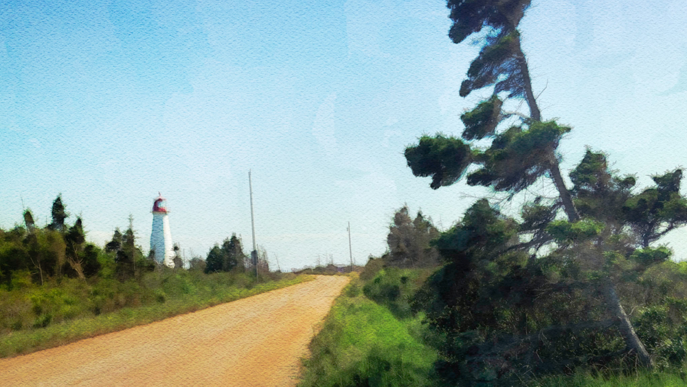 Point Prim Lighthouse Road