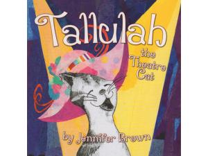 Tallulah the Theatre Cat